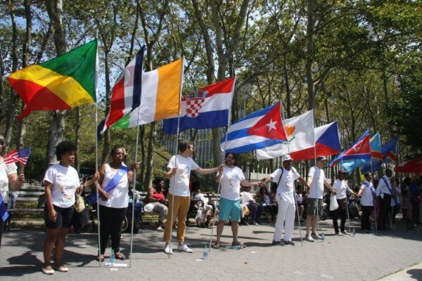 Join in the festivities celebrating unity in diversity